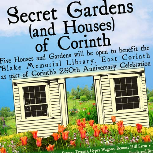 BML's Secret Garden & House Tour - 2014