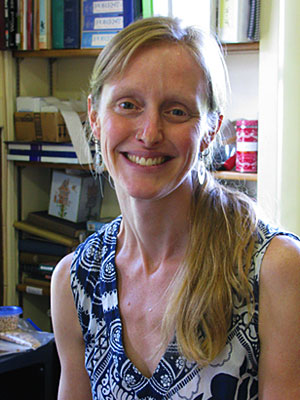 Emily Heidenreich-Blake Memorial Library Director