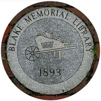 blake-memorial-library-granite-plaque