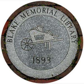 blake-memorial-library-granite-plaque