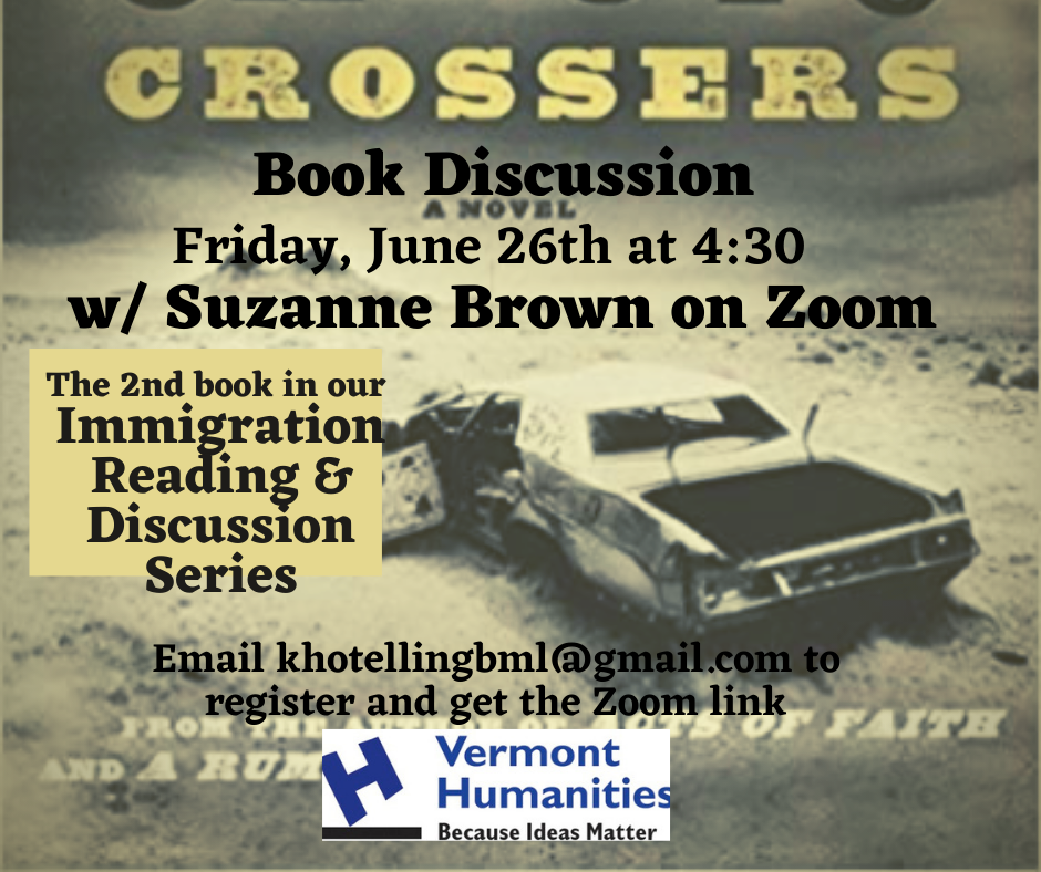 Crossers Zoom Discussion Image